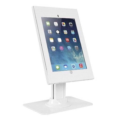 זרוע מעמד בסיס שולחני לטאבלט אייפד עם נעילה נגד גניבות Lumi PAD26-02L ANTI-THEFT COUNTERTOP For 12.9'' iPad Pro (Gen1, 2) KIOSK