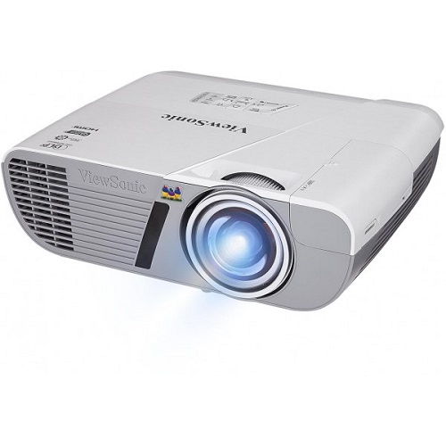 מקרן קל משקל ויוסוניק  Viewsonic PJD6352LS Short Throw 3500 Ansi Lumens 1:22,000 Projector HDMI